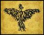 Small Black Phoenix