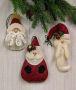 Santa Ornament & Pins Collection II