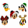 Disney Holiday Heads