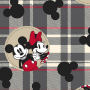 Mickey & Minnie Mouse Fleece