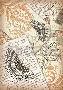 Vilt Decor 14.8  x  21 cm nummer 96