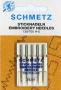 Schmetz borduur embroidery 130/705 H-E dikte 75