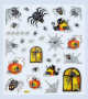 Hobby Design Sticker Halloween I