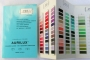 Kleurenkaart Aurifil-Aurilux
