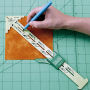 Clover No-Hassle Triangles Gauge
