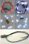 LED Ribbon Lights 3 mm Color 53 cm