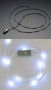 LED Ribbon Lights 3 mm 150 cm 30 leds