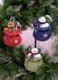 Goodies From Santa Ornaments