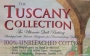 The Tuscany Collection - Crib Size - Cotton