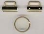Sleutelhanger inclusief ring