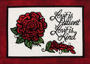 Love and Roses Wall Hanging Kit