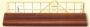 Quilt-liniaalorganizer