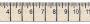 Meetlint Centimeter Band