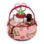 Pincushion Sewing Kit Large Pink