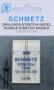 Schmetz tweeling stretch 130/705 HS dikte 75